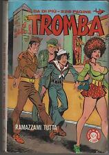 IL SUPER TROMBA - RAMAZZAMI TUTTA  supplemento gigante al n.20  1982