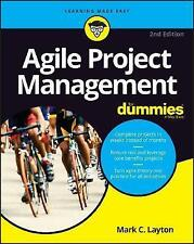 Agile Project Management For Dummies by Mark C. Layton (Paperback, 2017)
