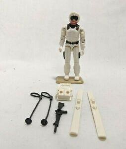 G.I. Joe SNOW JOB v1 1983 COMPLETE Hasbro GI Joe ARAH