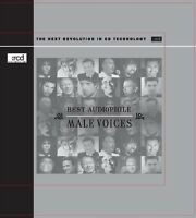 Various Artists - Best Audiophile Male Voices [New CD]