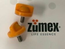 ZUMEX SECURING KNOBS + RUBBER JOINT (2uts) S3300670,1381095,