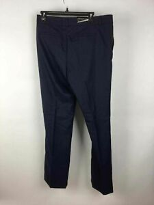 NWT J.Crew Chino Navy Blue Cotton 3 Pocketed Zippered Jeans Size 4