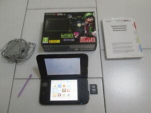 Console NINTENDO 3DS XL  ! Funzionante e completa + gioco LUIGI'S MANSION 2 !