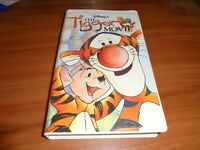 Winnie the Pooh - The Tigger Movie (VHS, 2000 Clam Shell)