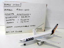 Aéronefs miniatures A300 1:500 Airbus