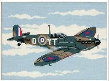 Anchor Tapestry Kit - Spitfire MR77519 23x30cm