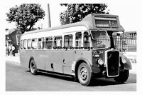 pt7035 - Southern Vectis Bus HDL 284 at Ryde , Isle of Wight - photograph 6x4