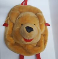"""Disney Store Winnie The Pooh plush toy Backpack , ~20"""""""
