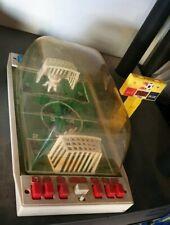 gioco GIG vintage-mini calcetto da tavolo anni 80 da collezione.Calcio balilla.