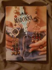 MADONNA LIKE A PRAYER OFFICIAL UK PROMO BOX SET 1989 MINT STILL W/ SEALED TAPE
