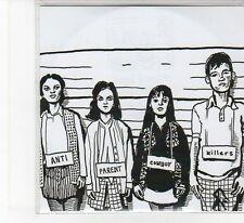 (FB599) Joanna Gruesome, Anti-parent Cowboy Killers - DJ CD