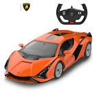 RASTAR RC Car   1/14 2.4Ghz Lamborghini Sian FKP 37 Radio Remote Control R/C OR