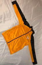 Colosseum Tennessee Volunteers UT Youth small Orange Black Full Zip Fleece