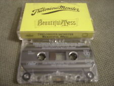 RARE ADV PROMO Thelonious Monster CASSETTE TAPE Beautiful Mess TOM WAITS Cult !