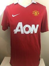 Mens S 2010/11 Manchester united shirt in VGC MUFC NIKE