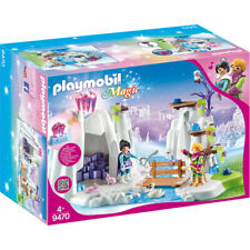 Playmobil Magic Crystal Diamond Hideout Playset with LED Light - 9470