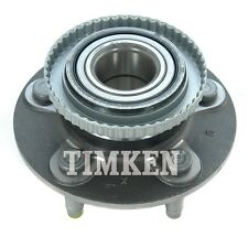 Wheel Bearing and Hub Assembly Front Timken 513104