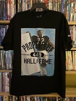 Property Hall of Fame 449 William Refrigerator Perry Mens LARGE T-Shirt - Rare