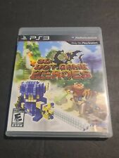 3D Dot Game Heroes (Sony PlayStation 3, PS3, 2010) Complete & Tested