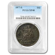 1877-S Trade Dollar XF-40 PCGS - SKU#163277