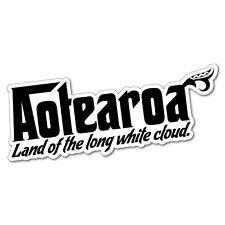 Aotearoa Sticker New Zealand NZ Kiwi Car Fern Decal