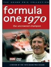 Formula One 1970: The Uncrowned Champ (2012, REGION 1 DVD New)