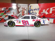 1/24 DALE EARNHARDT JR #81 KFC  2004 ACTION NASCAR DIECAST