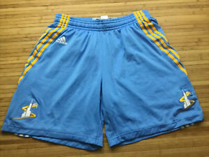 Rare 2011 Chicago Sky WNBA Adidas Basketball Shorts size Large Unisex