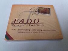 "CD ""FADO TUDO ISTO E FADO VOL 6"" CD 14 TRACKS PRECINTADO SEALED ANTONIO CHAINHO"