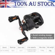 Lieyuwang Spartacus Maximus Baitcasting Fishing Reel Saltwater Baitcaster Reel