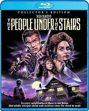 PEOPLE UNDER THE STAIRS : Collector's Edition -  Region A - BLU RAY - Sealed