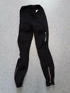 Endura Leggings/ Trousers - Black - worn once