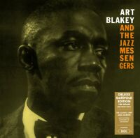 ART BLAKEY AND THE JAZZ MESSENGERS VINYL LP Album NEW DOL OFFICIAL Gift Idea