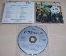 NEW ORLEANS LEGENDS CD 1987 18trk Vogue Gray Face