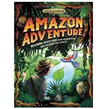 Science Quest: Amazon Adventure by Dan Green (2013, Hardcover)