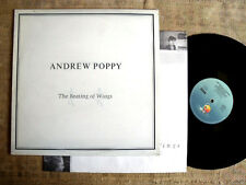 Andrew Poppy – The Beating Of Wings - - LP