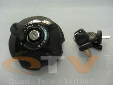 Abschließbarer Tankdeckel SMC Barossa 150/170/250
