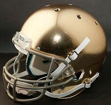 NOTRE DAME FIGHTING IRISH Schutt XP Authentic GAMEDAY Football Helmet HYDROFX