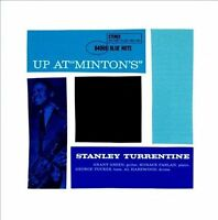 STANLEY TURRENTINE - UP AT MINTON'S, VOL. 1 USED - VERY GOOD CD