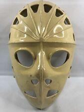 New listing 1970s Mylec Street Hockey Goalie Mask Vintage Jason Friday The 13th Halloween