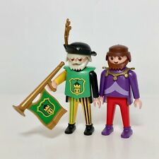 Playmobil Medieval Knights Castle 3652 Royal Jousting Tournament Figures