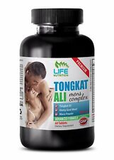 Panax Ginseng Powder - TONGKAT ALI PLUS 760MG - Male Sexual Desire  1B