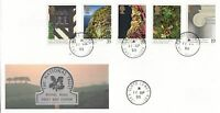 (94712) GB FDC National Trust Cliffe Lewes CDS 11 April 1995