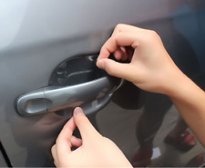 20x UNIVERSAL Invisible Clear Car Door Handle Scratch Protector Film Sheet