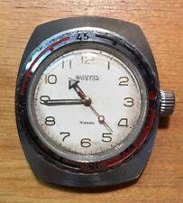 WOSTOK AMPHIBIAN 18 jewels Rare Vintage Soviet USSR Authentic Mechanical watch