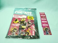 Panini Fortnite Reloaded Serie 2 Trading Card Starterpack + 5 Booster