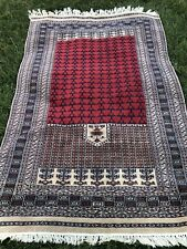 Antique Turkish Rug Circa 1960s 4x6