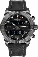 Brand New Breitling Exospace B55 Black Titanium Men's Watch VB5510H1/BE45-100W