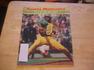 Year Of The Hot Ones  Vida Blue  May 31, 1971 Sports Illustrated