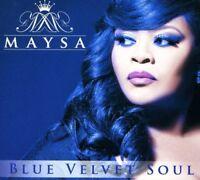 Maysa - Blue Velvet Soul [New CD]